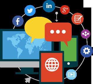 Real Estate Marketing Services: SOCIAL MEDIA